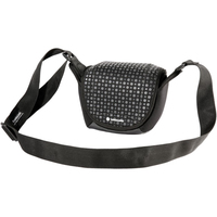 Vanguard NIVELO 15 BLACK Shoulder Bag / Ultra soft, scratch- soma foto, video aksesuāriem
