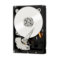 WD HDD SATA 4TB 7200RPM 6GB/S/64MB cietais disks