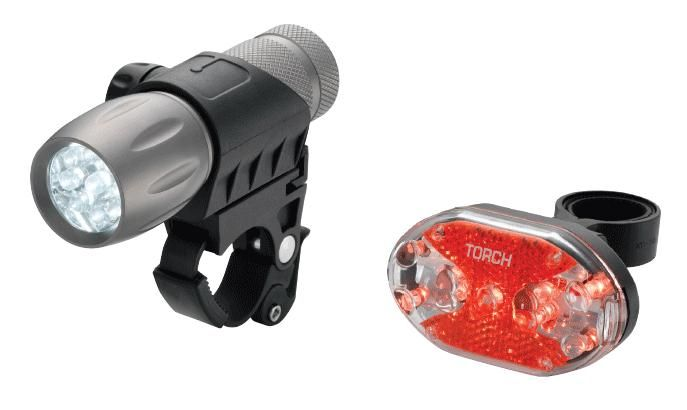 High Beamer Tactical 9 + Tail Bright 9X