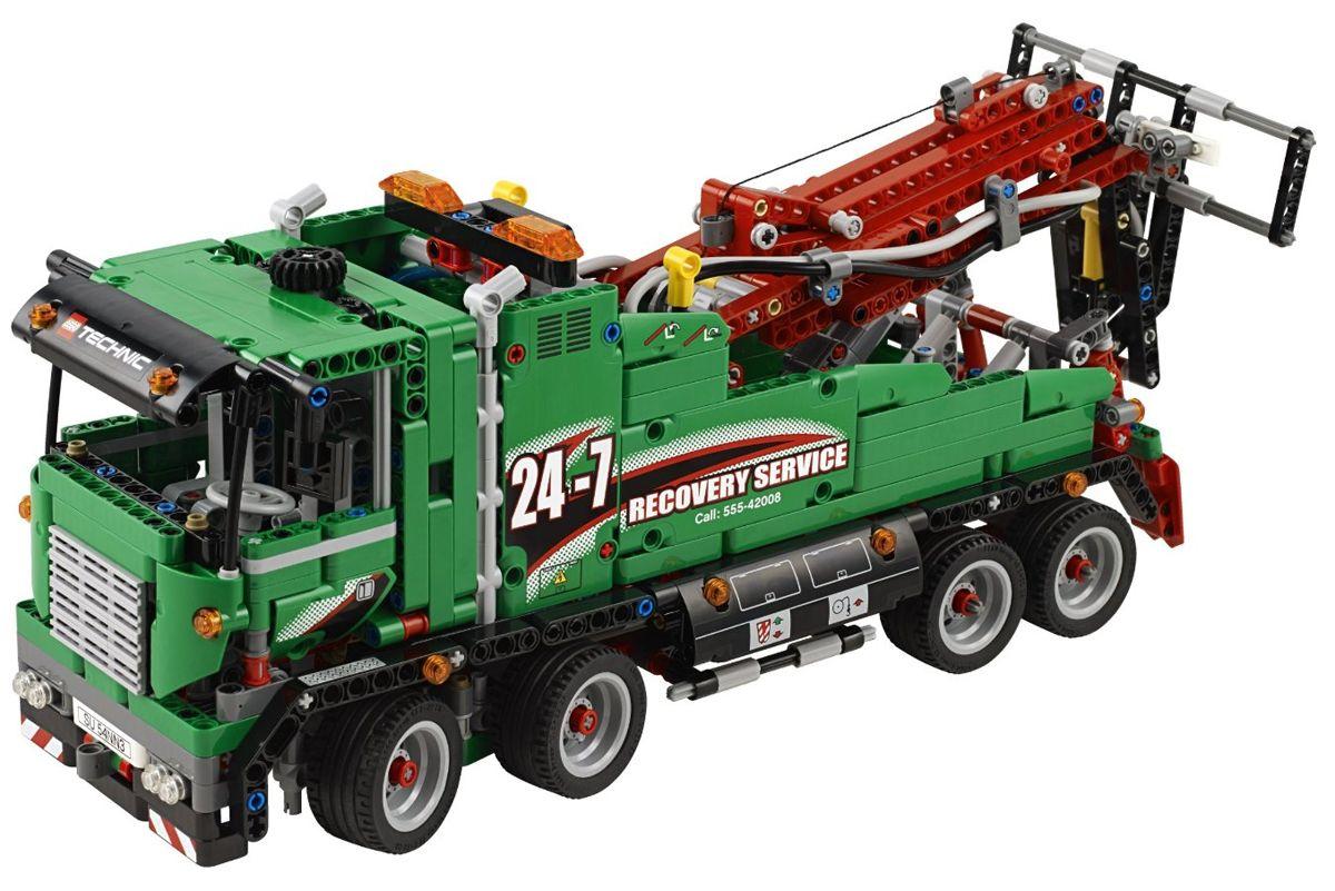 LEGO Service Truck 42008 LEGO konstruktors
