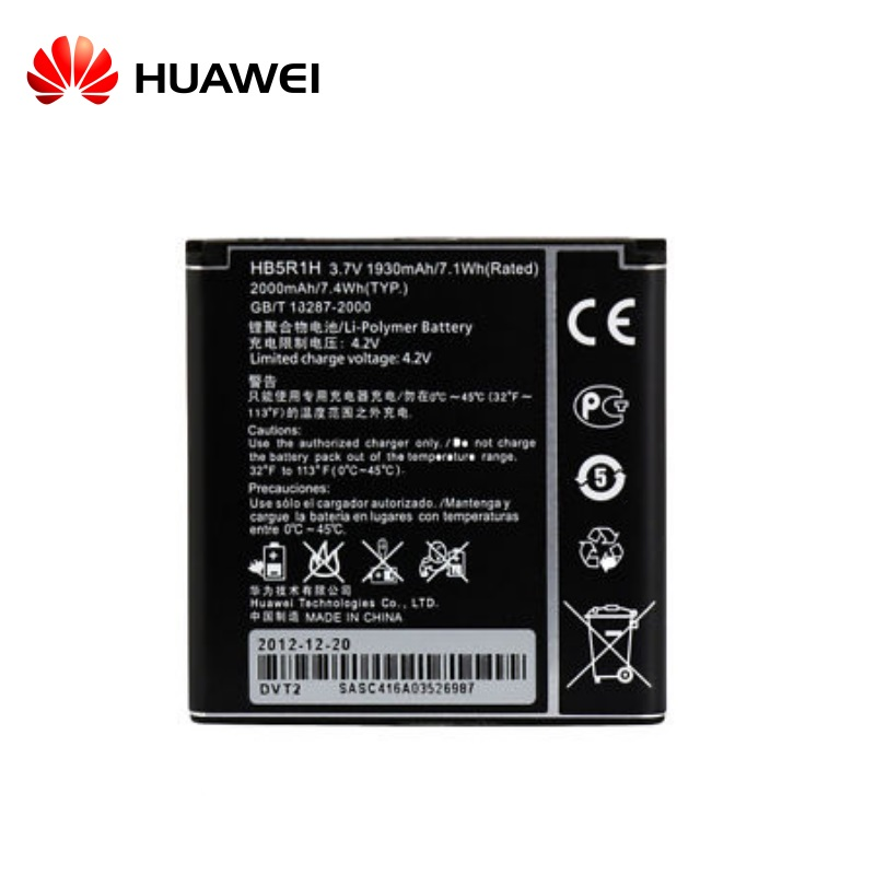 Huawei HB5R1H Oriģināls Akumulators Ascend G600 Honor 2 1930mAh (M-S Blister) akumulators
