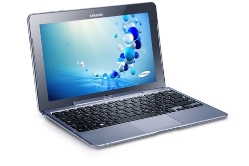 Samsung ATIV Smart PC, Clamshell, Atom Z2760/1.8 GHz, WIN8 32, 64GB Portatīvais dators
