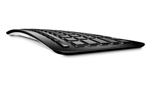 Microsoft Arc EN Black klaviatūra