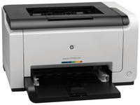 HP Color LaserJet CP1025 printeris