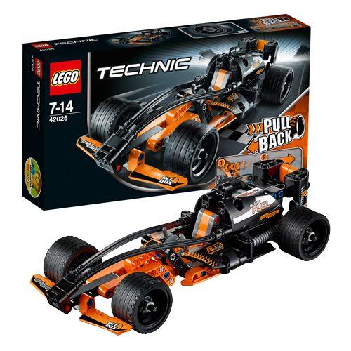 LEGO Black Champion Racer V29 42026 LEGO konstruktors