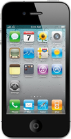 Apple iPhone 4 8GB Black Mobilais Telefons