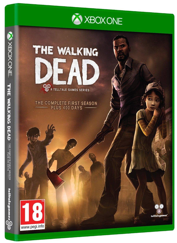 Microsoft XOne Walking Dead GOTY spēle