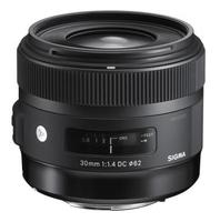 Sigma 30mm F1.4 DC HSM for Canon [Art] foto objektīvs