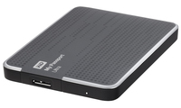WD MyPassport Ultra 500GB USB3.0 Titan Ārējais cietais disks