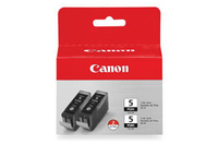 INK CARTRIDGE BLACK PGI-5BK/0628B024 CANON kārtridžs