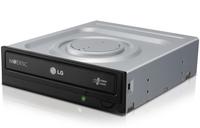 LG DVD RW SATA 24X INT BULK diskdzinis, optiskā iekārta