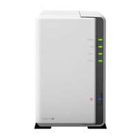 SYnology DS213J serveris