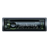 SONY CDX-G1002U + SONY USB atmiņas karte  4GB automagnetola