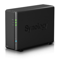 Synology DS114 serveris