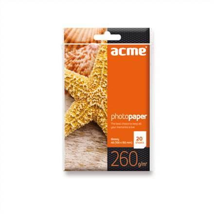 ACME A6260G20GL foto papīrs