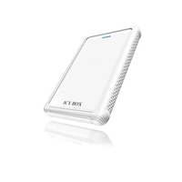 ICY BOX  IB-223U3-WH piederumi cietajiem diskiem HDD