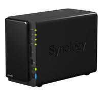 Synology DS214+ serveris
