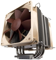 DEMO Noctua CPU-Cooler NH-U9B SE2,Intel Socket 775, 1156, 1366; AMD Sockel AM2, AM2+, AM3 , 2x 92 mm Noctua NF-B9 dzesētājs, ventilators