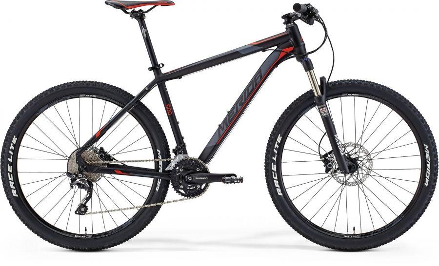 """Big Seven 500 27,5"""" kalnu velosipēds kalnu velosipēds 27,5"""" MTB"""