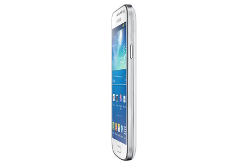 Samsung Galaxy S4 Mini DualSIM 8GB White Mobilais Telefons