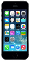 Apple iPhone 5S 16GB Space Gray Grey Mobilais Telefons