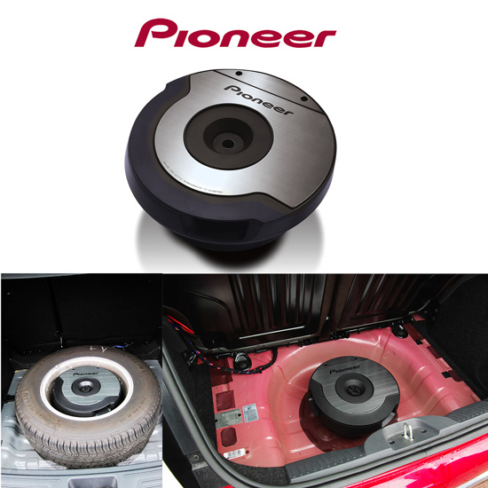 Pioneer TS-WX610A SubWoofer
