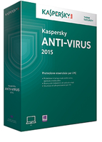 Kaspersky Anti-Virus 2015 1 User, 1 year Renewal