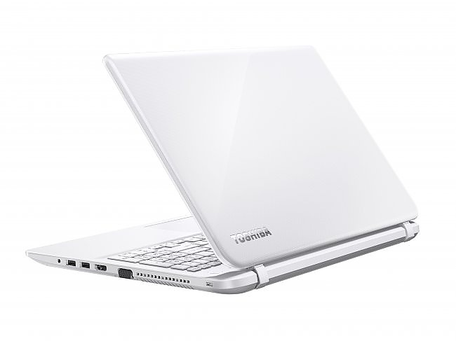 Toshiba Satellite L50-B-1UP White Portatīvais dators