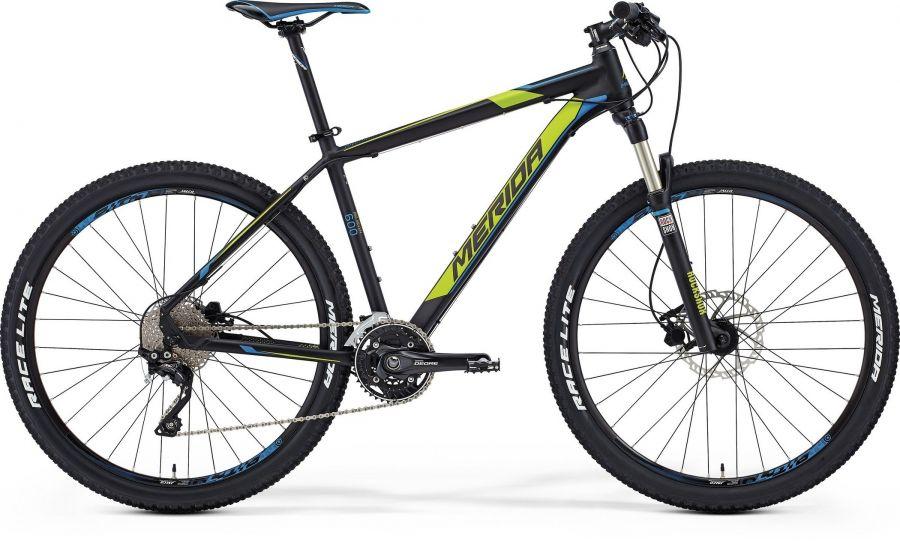 """Big Seven 600 27,5"""" kalnu velosipēds kalnu velosipēds 27,5"""" MTB"""