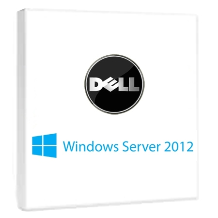 Dell Windows Server 2012 R2 Standard Edition, ROK