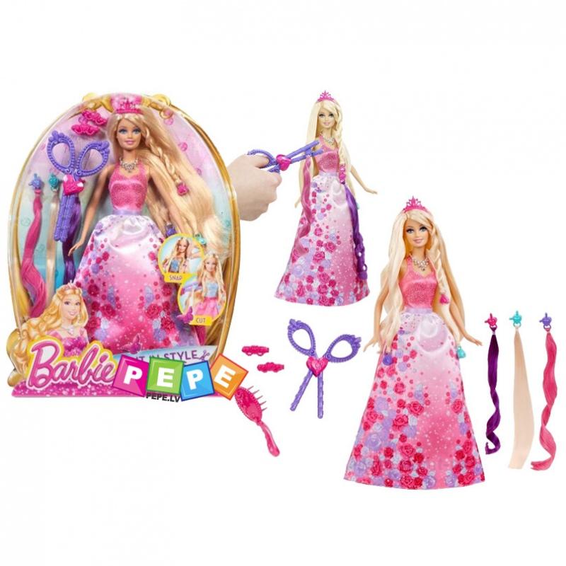 BARBIE Barbija friziere Princ BCP41 bērnu rotaļlieta