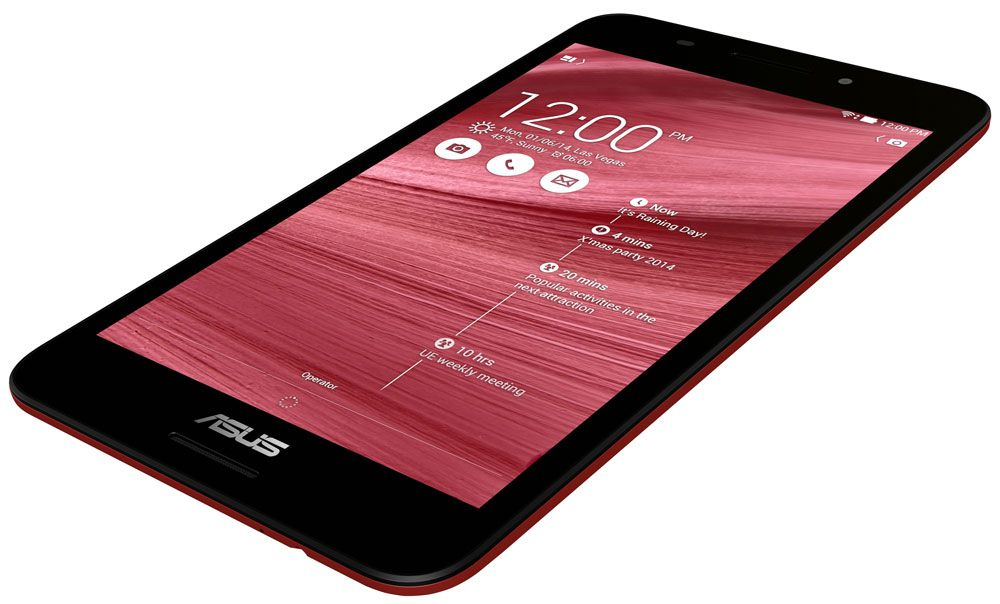 Asus Fonepad 7 FE375CXG 7 8GB Red Planšetdators