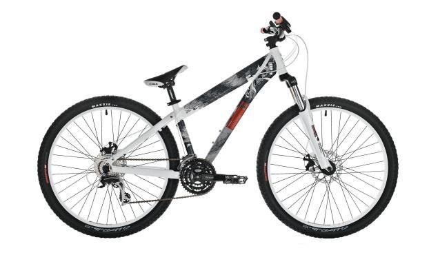 Hardy 5-D '11 Xtreme MTB velosipēds
