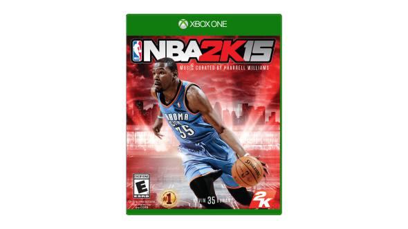 Microsoft XOne NBA LIVE 15 spēle