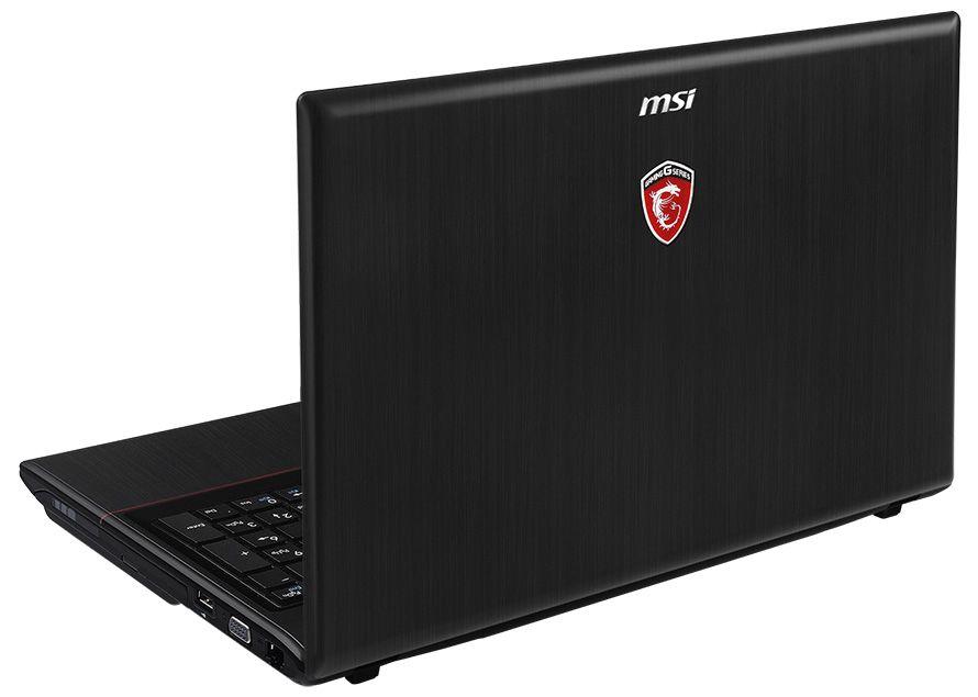 MSI GP60 W8.1 Portatīvais dators