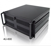 Codegen 19'' SERVER CASE 4U-600-CA/ Rack mount chassis w/o PSU Serveru aksesuāri
