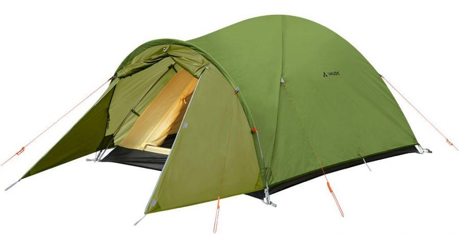 Telts Campo Compact XT 2P Teltis Kempingiem, pārgājieniem