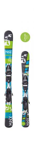 Maxx QT EL 4.5 Slaloma slēpes