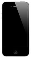 Apple Iphone 4S 8GB Black Mobilais Telefons