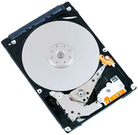 "Toshiba 2.5"" Internal 500GB SATA 5400RPM 8MB HDD cietais disks"