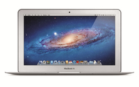 Apple MacBook AIR MD223LL/A 11.6/i5-3317U/4GB/64GBSSD/INTELHD/OSXLION Portatīvais dators