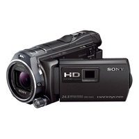 Sony PJ810 Handycam FullHD 12x Black Video Kameras