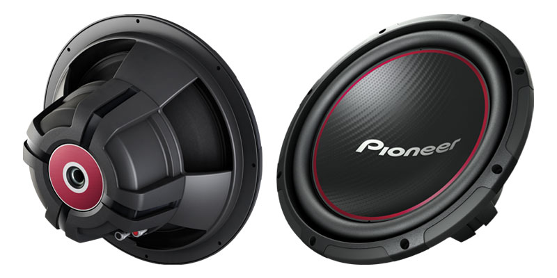 Pioneer TS-W304R SubWoofer