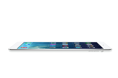 Apple iPad Air 9.7 32GB Wi-Fi Silver Planšetdators