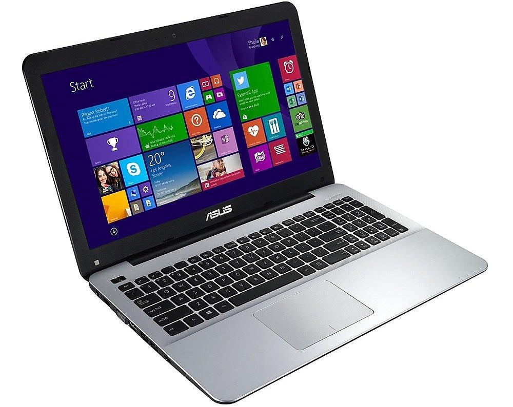 ASUS X555LN-XO004H  Black EN/RU Portatīvais dators