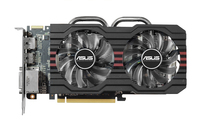 ASUS R9270-DC2OC-2GD5 / Radeon R9 270 / PCIE 3.0 / 2GB DDR5 video karte