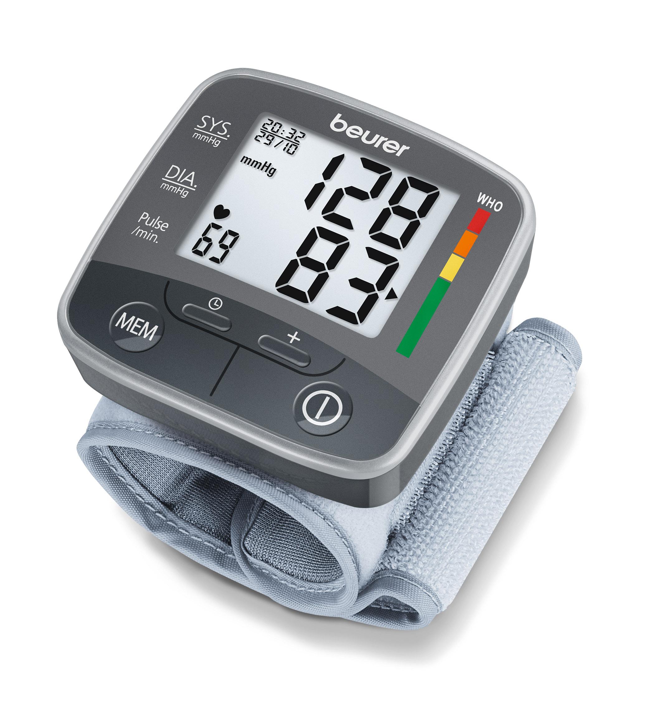 Beurer BC 32 asinsspiediena mērītājs