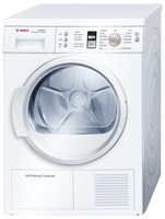 Bosch WTW86371SN Veļas žāvētājs