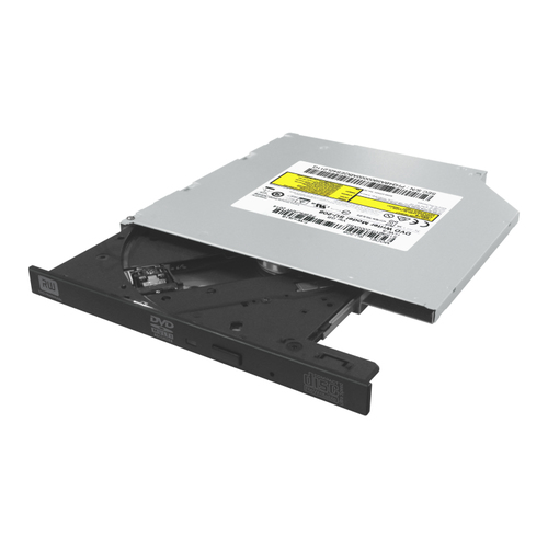 SAMSUNG DVD-RW Slim 9.5mm Black diskdzinis, optiskā iekārta