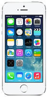 Apple Iphone 5S 16GB Silver Mobilais Telefons